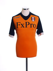 2012-13 Fulham Away Shirt M