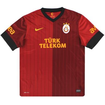 2012-13 Galatasaray Nike Third Shirt L
