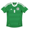2012-13 Germany Away Shirt Ozil #8 S
