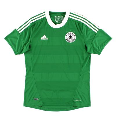 2012-13 Germany adidas Away Shirt Y