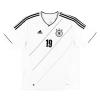 2012-13 Germany Home Shirt Gotze #19 XL