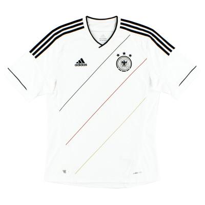 2012-13 Germany Home Shirt *Mint* XL