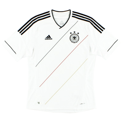 2012-13 Germany Home Shirt *Mint* L