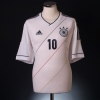 2012-13 Germany Home Shirt Podolski #10 *Mint* XL