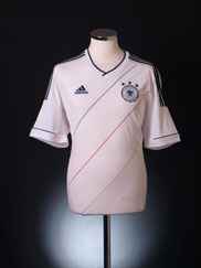 2012-13 Germany Home Shirt XL