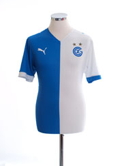 2012-13 Grasshoppers Home Shirt M