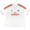 2012-13 Hamburg '125 Years' Home Shirt van der Vaart #23 XXXL