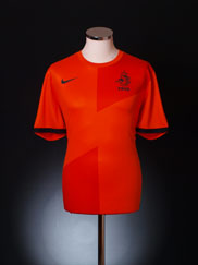 2012-13 Holland Home Shirt M