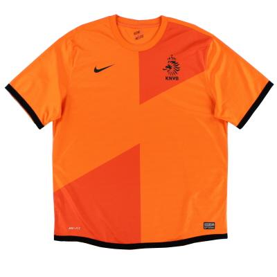 2012-13 Holland Nike Home Shirt M