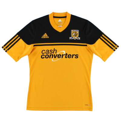 2012-13 Hull City adidas Home Shirt S