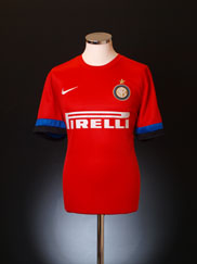 2012-13 Inter Milan Away Shirt *As New* L