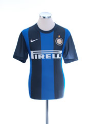 2012-13 Inter Milan Basic Home Shirt *Mint* S