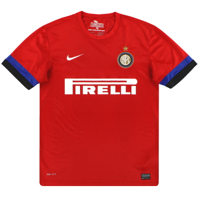 2012-13 Inter Milan Nike Away Shirt M
