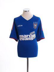 2012-13 Ipswich Home Shirt XL