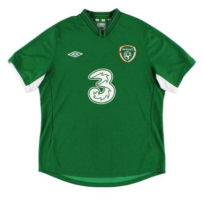 2012-13 Ireland Umbro Home Shirt S