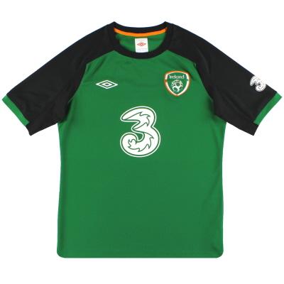 2012-13 Ireland Umbro Training Shirt M