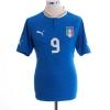 2012-13 Italy Home Shirt Balotelli #9 M