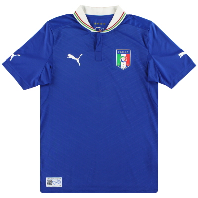 2012-13 Italy Home Shirt *Mint* Womens 10