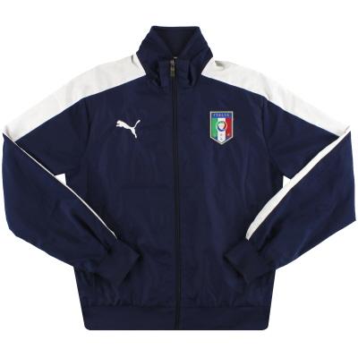 2012-13 Italy Puma Track Jacket M