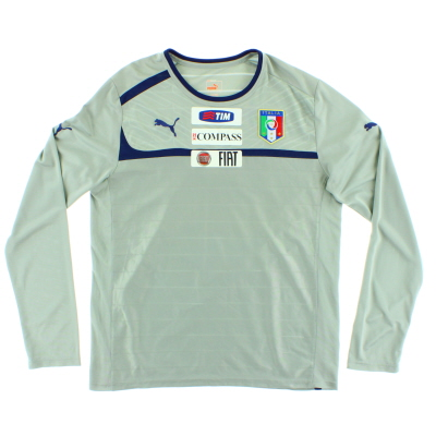 2012-13 Italy Puma Training Shirt L