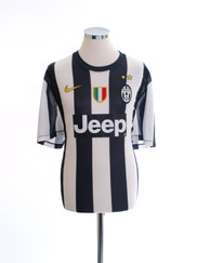 2012-13 Juventus Basic Home Shirt XL