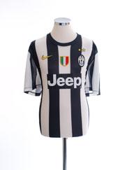 2012-13 Juventus Basic Home Shirt XL