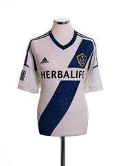 2012-13 LA Galaxy Home Shirt L