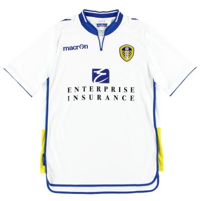 2012-13 Leeds Home Shirt S