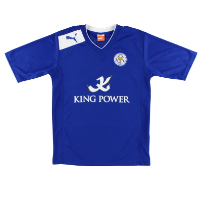 2012-13 Leicester Puma Home Shirt XL