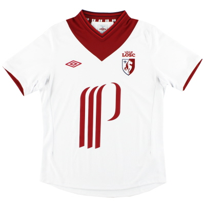 2012-13 Lille Umbro Away Shirt *As New* M
