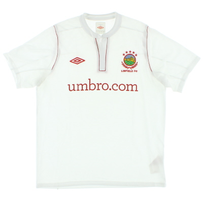 2012-13 Linfield Away Shirt M