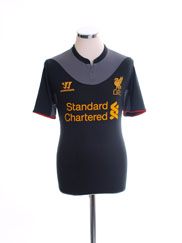 2012-13 Liverpool Away Shirt S