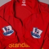 2012-13 Liverpool Home Shirt L