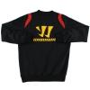 2012-13 Liverpool Worn Training Jumper 'BW' L/S S