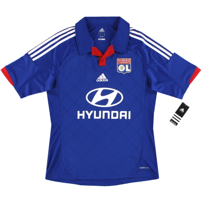 2012-13 Lyon adidas Away Shirt *BNIB* M