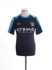 2012-13 Manchester City Training Shirt S