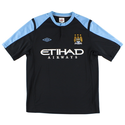 2012-13 Manchester City Training Shirt XL