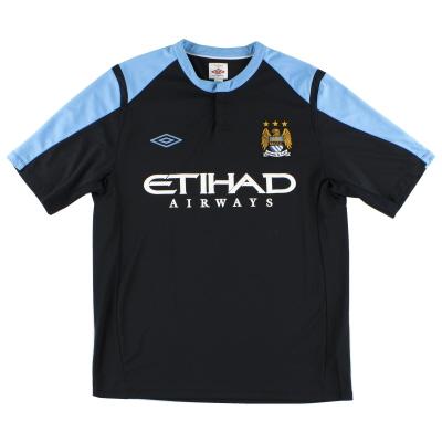 2012-13 Manchester City Training Shirt XL