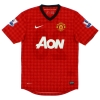 2012-13 Manchester United Home Shirt v. Persie #20 *Mint* S