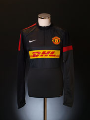 2012-13 Manchester United Nike Player Issue Jacket *w/tags* XL