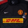 2012-13 Manchester United Nike 1/2 Zip Player Issue Training Jacket *BNWT* XL