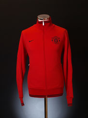 2012-13 Manchester United Nike N98 Track Jacket *BNWT*