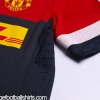 2012-13 Manchester United Players Issue Training Shirt *Mint* L
