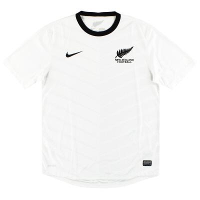 2012-13 New Zealand Nike Home Shirt M