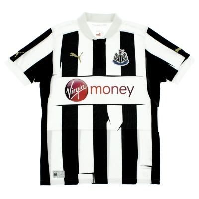 2012-13 Newcastle Home Shirt S