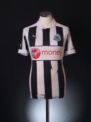 2012-13 Newcastle Home Shirt L