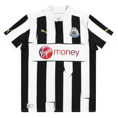 2012-13 Newcastle Puma Home Shirt L