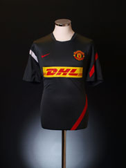 2012-13 Nike Manchester United Training Shirt XL