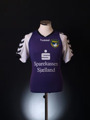 2012-13 Nordvest Home Shirt S
