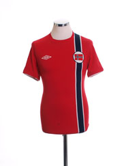2012-13 Norway Home Shirt S